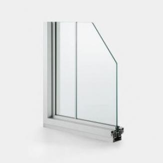 מחיצה זכוכית למשרד Metrica D1