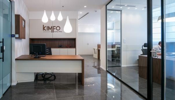 מחיצות למשרד קימפו רעננה