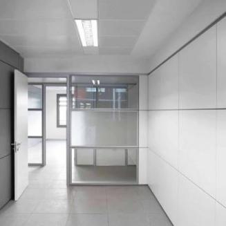 קירות זכוכית מחיצה ניידות