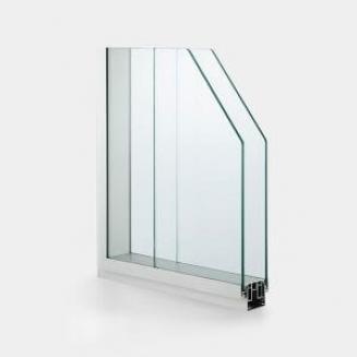 מחיצה זכוכית למשרד Metrica D2