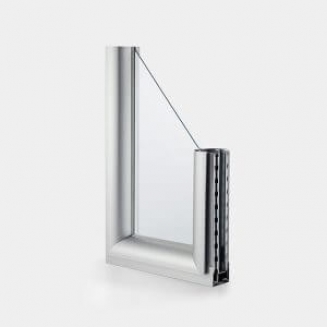 מחיצה מזכוכית למשרד Metrica C